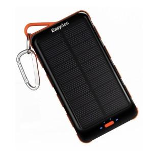 Solarladegerät mit Akku