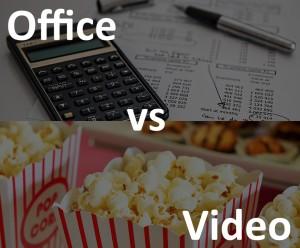 Normalbetrieb vs Videobetrieb