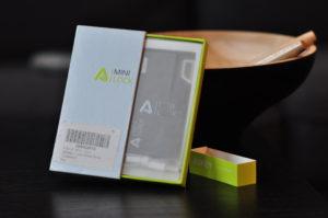 Aukey Mini Lock Verpackung